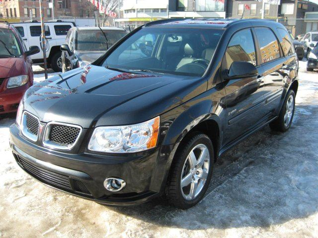 2008 PONTIAC TORRENT GXP All-wheel Drive Sport Utility in Edmonton, Alberta