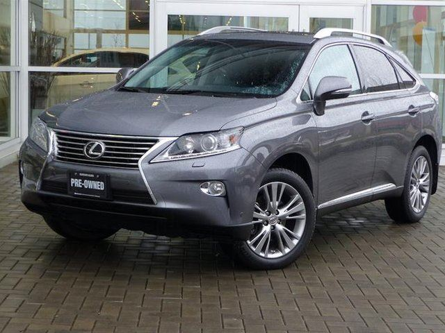 2014 LEXUS RX 350 6A in Vancouver, British Columbia