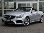 2014 Mercedes-Benz E-Class Cabriolet in Vancouver, British Columbia