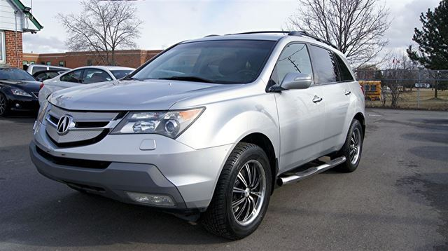 2008 ACURA MDX TECH PKG * NAVIGATION * AWD * 7 PASSENGER in Woodbridge, Ontario