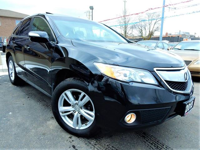 2013 ACURA RDX SH-AWD  TECH PKG  NAVI.CAMERA  NO ACCIDENTS in Kitchener, Ontario