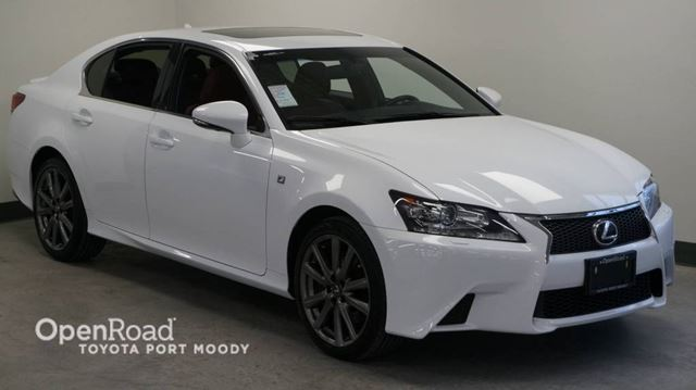 2014 LEXUS GS 350           in Port Moody, British Columbia
