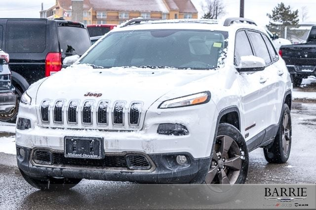 2017 JEEP CHEROKEE North in Barrie, Ontario