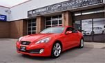 2010 Hyundai Genesis GENESIS COUPE 3.8L V6 LOW KMS  NO ACCIDENT SUNR in Mississauga, Ontario