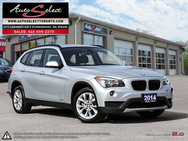 2014 BMW X1 xDrive28i AWD ONLY 78K! **CLEAN CARPROOF** PREMIUM PKG in Scarborough, Ontario