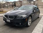 2015 BMW 5 Series xDrive AWD ~LOADED~ in Mississauga, Ontario