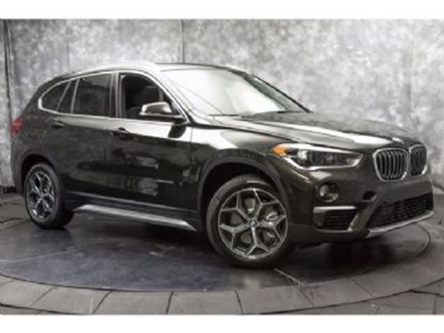 2018 BMW X1 xDrive28i w/ Premium Package Essential in Mississauga, Ontario
