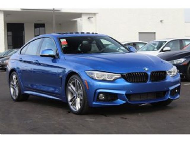 2018 BMW 4 SERIES 440i xDrive Gran Coupe w/ M Performance Package in Mississauga, Ontario