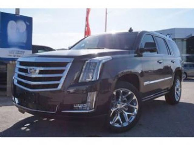 2018 CADILLAC Escalade PREMIUM 10 speed Excess Wear Protection in Mississauga, Ontario