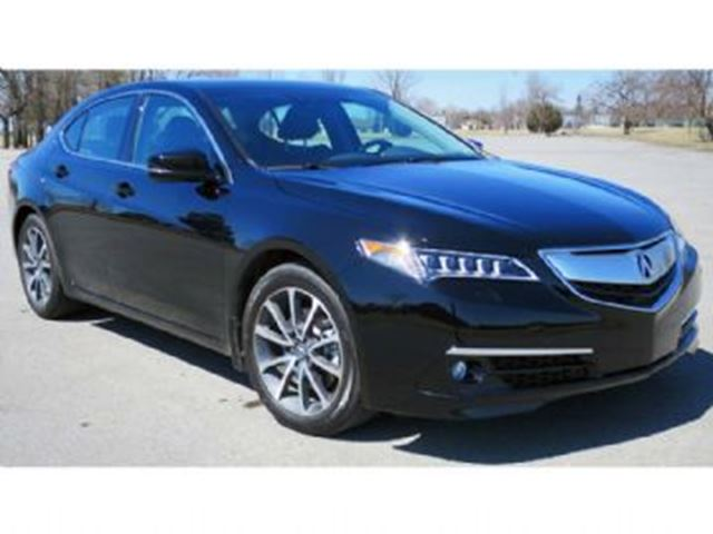 2016 ACURA TLX ELITE A-SPEC in Mississauga, Ontario