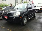 2007 Hyundai Tucson GLS auto loaded leather roof AWD in Ottawa, Ontario