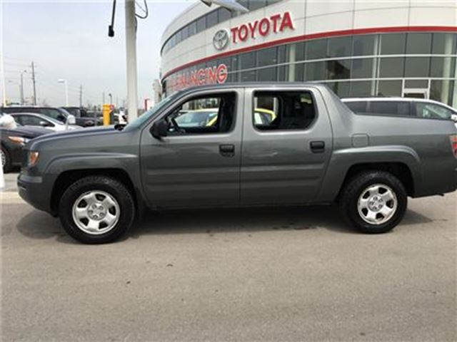 2008 HONDA RIDGELINE LX 4WD - One-Owner / Dealer Certified in Stouffville, Ontario