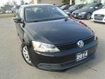 2014 Volkswagen Jetta NO ACCIDENTS , HEATED SEATS , AUXILIARY, SAFETY E- in Oakville, Ontario