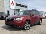 2015 Subaru Forester i Limited in Whitby, Ontario