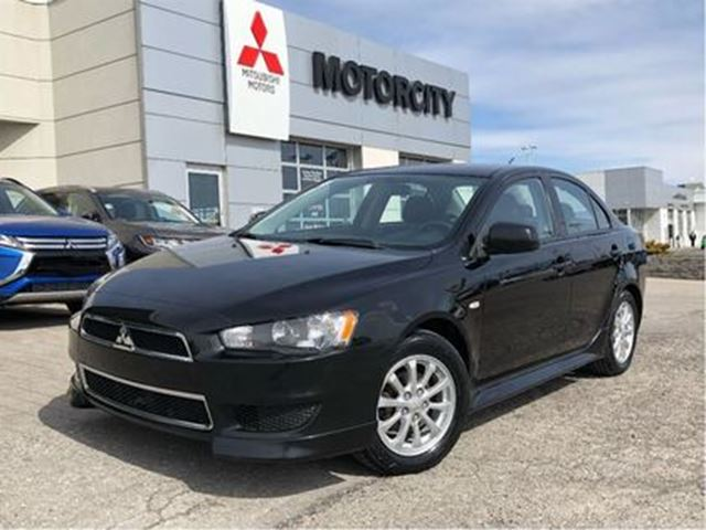 2012 MITSUBISHI LANCER SE in Whitby, Ontario