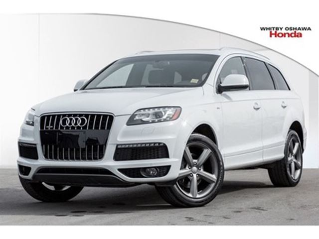 2015 AUDI Q7 3.0T Sport   Automatic   Navigation in Whitby, Ontario