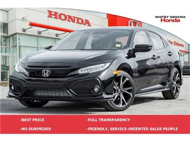2017 HONDA CIVIC Sport Touring   Manual   Navigation in Whitby, Ontario