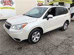 2015 Subaru Forester i, Automatic, Bluetooth, Heated Seats, AWD in Burlington, Ontario