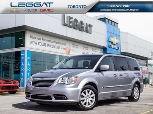 2013 CHRYSLER TOWN AND COUNTRY Touring in Rexdale, Ontario