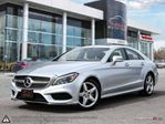 2016 Mercedes-Benz CLS-Class 400 4MATIC   AMG PKG   DISTRONIC   PANO ROOF   NAV in Mississauga, Ontario