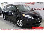 2017 Toyota Sienna LE 8 PASSENGER DUAL POWER SLIDING DOORS in London, Ontario