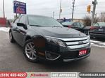 2011 Ford Fusion SEL 3.0L V6   LEATHER   ROOF   HEATED SEATS in London, Ontario