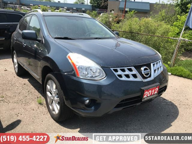 2012 NISSAN ROGUE SV   ROOF   AWD   HEATED SEATS in London, Ontario