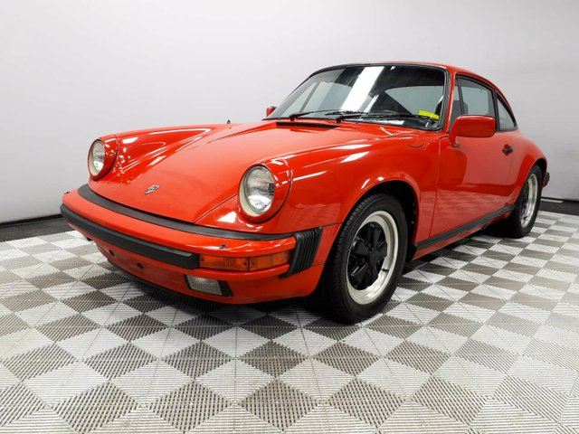 1984 PORSCHE 911 Restored | 2-year Powertrain Warranty | MINT! in Edmonton, Alberta