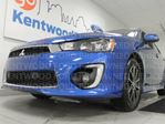 2016 Mitsubishi Lancer 5-SPD manual Limited edition with a sunroof and heated seats in Edmonton, Alberta