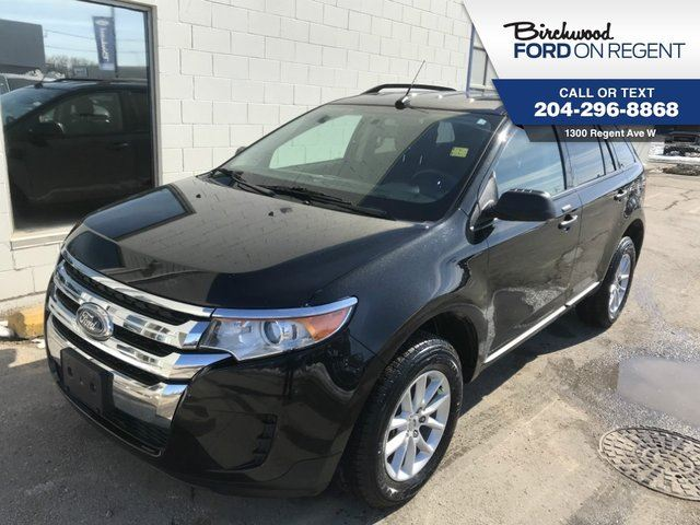 2014 FORD EDGE SE *One Owner/Local Trade* in Winnipeg, Manitoba
