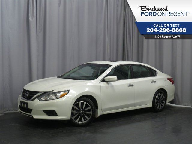 2016 NISSAN ALTIMA 2.5 SV *2 Sets Of Tires/Accident Free* in Winnipeg, Manitoba