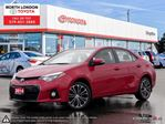 2014 Toyota Corolla S One Owner, Toyota Serviced in London, Ontario
