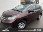 2014 Honda CR-V LX $150 BI-WEEKLY in Cranbrook, British Columbia