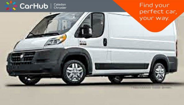 2018 RAM PROMASTER New Truck 3500 High Roof 159 WB Navi Bluetooth Backup Cam Keyless Entry in Bolton, Ontario