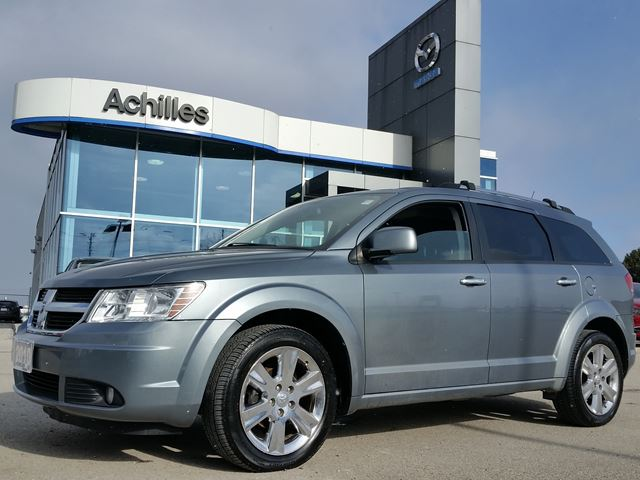 2010 DODGE Journey R/T, AWD, Leather, Loaded in Milton, Ontario