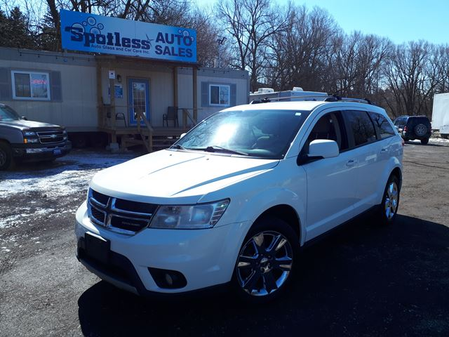 2012 DODGE JOURNEY SXT in Whitby, Ontario