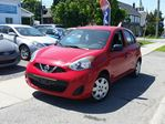 2015 Nissan Micra S 0 DOWN $39 WEEKLY! in Ottawa, Ontario