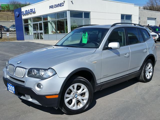 2009 BMW X3 30i AWD in Kitchener, Ontario