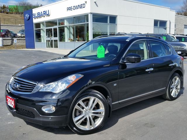 2014 INFINITI QX50 Premium AWD in Kitchener, Ontario