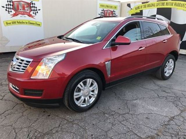2015 CADILLAC SRX Auto, Leather, Heated Seats, Only 51, 000km in Burlington, Ontario
