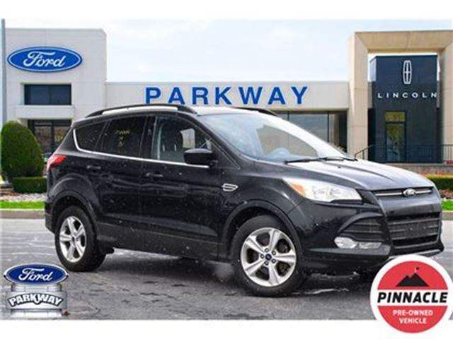 2014 Ford Escape SE FWD  GPS  BACKUP CAM  ACCIDENT FREE in Waterloo, Ontario