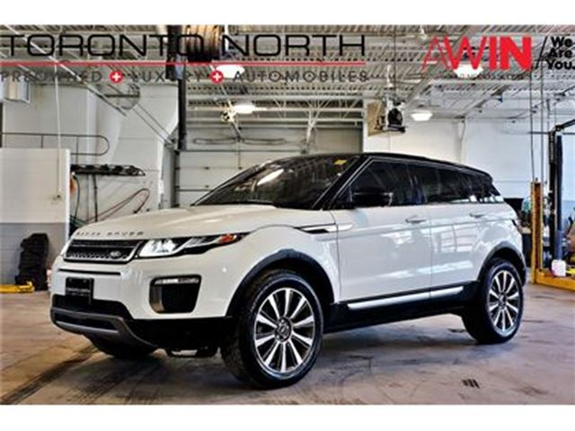 2017 LAND ROVER RANGE ROVER EVOQUE HSE LUXURY NO ACCIDENT in North York, Ontario