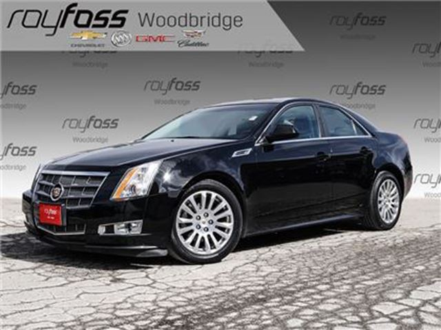 2010 Cadillac CTS 3.0L BOSE, VENTED SEATS, PANORAMIC ROOF in Woodbridge, Ontario