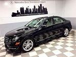 2014 Mercedes-Benz C-Class C300 4MATIC Avantgarde Pano Roof Parktronic in Calgary, Alberta