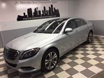 2016 Mercedes-Benz S-Class S550 4MATIC LWB Intelligent Drive Exclusive+ in Calgary, Alberta
