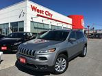 2015 Jeep Cherokee LIMITED,4X4,LOADED! in Belleville, Ontario