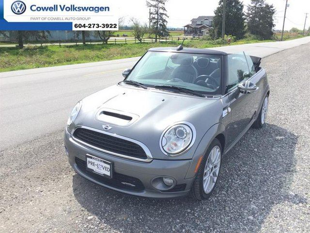 2009 MINI JOHN COOPER WORKS Base in Richmond, British Columbia
