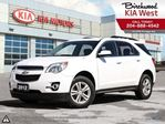 2012 Chevrolet Equinox 1LT **BACKUP CAMERA/ ONE OWNER** in Winnipeg, Manitoba