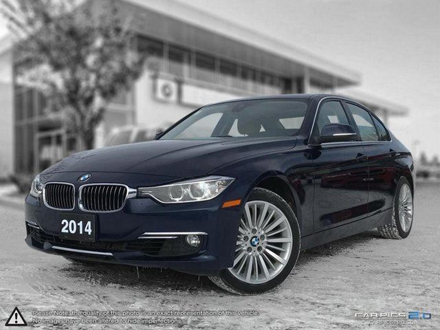 2014 BMW 3 SERIES 328 i 328i xDrive Driver Assistance Package! in Winnipeg, Manitoba