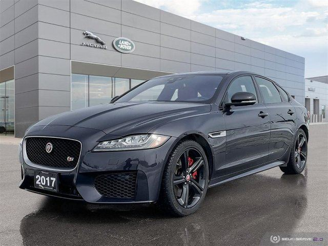 2017 JAGUAR XF S *SAVE THOUSANDS* *CPO AVAILABLE* in Winnipeg, Manitoba